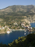 Assos, Kefalonia (Cephalonia), Greece, Europe Photographic Print by Robert Harding