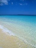 Beach, Paradise Island, Bahamas, Central America Fotografisk tryk af Ethel Davies