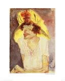 Frank Wedekind Art by Otto Dix