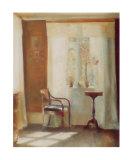 Interior with Window Posters av Carl Holsoe