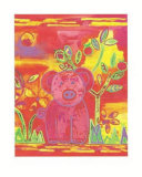 Pig Posters by Lisa V. Keaney
