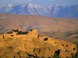 El Kelaa M'Gouna, Dades Valley, Ouarzazate, Morocco, North Africa Photographic Print by Bruno Morandi