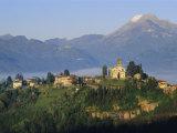 Barga, Tuscany, Italy, Europe Photographic Print by Bruno Morandi