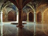 Ancient Portuguese Cistern, El Jadida, Atlantic Coast, Morocco, Africa Photographic Print by Bruno Morandi