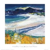 Kiloran Bay, Colonsay Prints by John Lowrie Morrison
