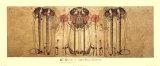 The Wassail Prints by Charles Rennie Mackintosh