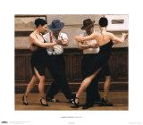 Tango Noir Plakater af Andrew Fitzpatrick
