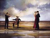 Dance with Me Kunst von Ron DiScenza