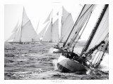Yachting, Les Voiles de Saint-Tropez Posters by Guillaume Plisson