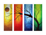 In Living Color Posters por Megan Aroon Duncanson