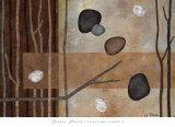 Sticks and Stones IV Posters af Glenys Porter