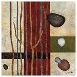 Sticks and Stones V Kunst af Glenys Porter