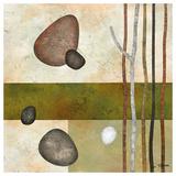 Sticks and Stones VI Posters af Glenys Porter