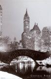 Central Park Impressão original
