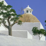 Church of Our Lady of Jesus, Santa Eulalia, Balearic Islands, Spain, Europe Photographic Print by G Richardson