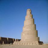Samarra Minaret, Iraq Photographic Print by Richard Ashworth