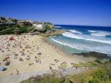 Tamarama, Fashional Beach South of Bondi, Eastern Suburbs, New South Wales, Australia Reproduction photographique par Robert Francis
