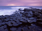 Giant's Causeway, Unesco World Heritage Site, Causeway Coast, Northern Ireland, United Kingdom Photographic Print by Patrick Dieudonne