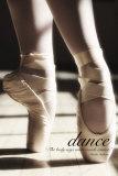 Tanz Poster von Rick Lord