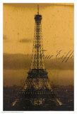 Eiffeltårnet Posters af Marilu Windvand