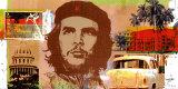 Légende V, le Che Posters par Gery Luger