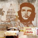 Légende IV, le Che Posters par Gery Luger