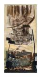 Annotations Fugaces, c.2000 Premium Giclée-tryk af Nadine Fievet