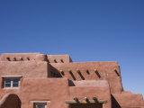 Painted Desert Inn National Historic Landmark, Arizona Fotografisk tryk af John Burcham