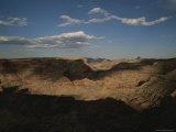 San Rafael River Snaking Through the Little Grand Canyon, Utah Reproduction photographique par James P. Blair
