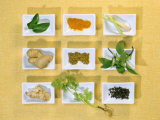 Asian Herbs and Spices Photographic Print by Christiane Krüger