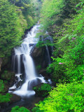 Ryuzu Water Falls Fotografie-Druck