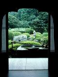 View from the Temple Window, Kiyomizudera, Kyoto, Japan Photographic Print