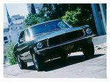 1968 Ford Mustang GT Lámina giclée