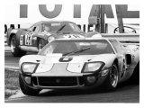 1969 LeMans Lámina giclée