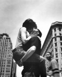 Kysset Posters av Matthew Alan