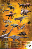 Dinosaures Posters