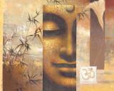 Reflektionernas tid I Poster av Wei Ying-wu