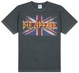 Def Leppard - Vintage Jack Overdye T-paita