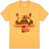 Magnum P.I. - Helicopter T-Shirts