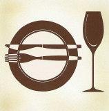 Dine I Poster von A. Varese