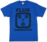 Back To The Future - Flux Capacitor Shirts
