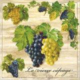 Le Vieux Cepage Prints by Noel Romero