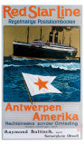 Red Star Line Giclee Print