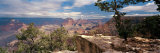 Rock Formations in a National Park, Mather Point, Grand Canyon National Park, Arizona, USA Photographic Print