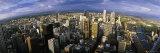 Aerial View of Melbourne, Australia Fotografisk trykk av Panoramic Images,