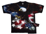 Nature - American Eagle T-shirt