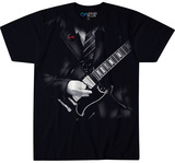 AC/DC- ANGUS YOUNG Bluse