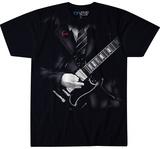 AC/DC- ANGUS YOUNG Camiseta