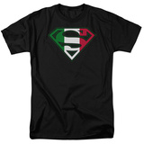 Superman - Italian Shield Magliette