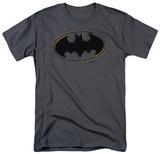 Batman - Spray Paint Logo Shirts